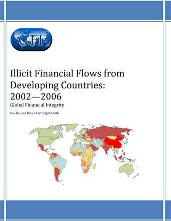 Illicit Financial Flows from Developing_Countries Report Cover Image