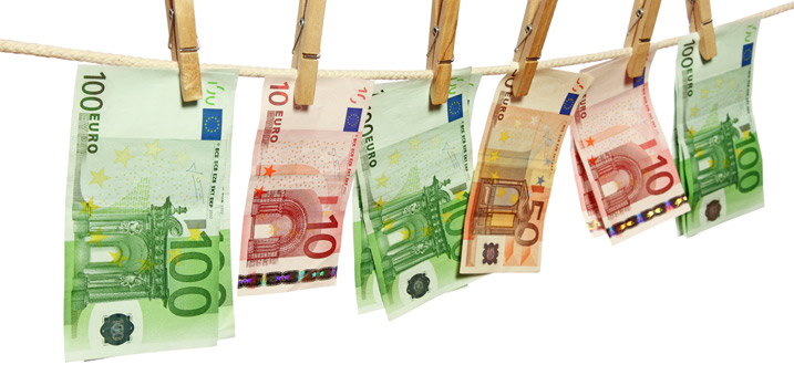 examples of money laundering